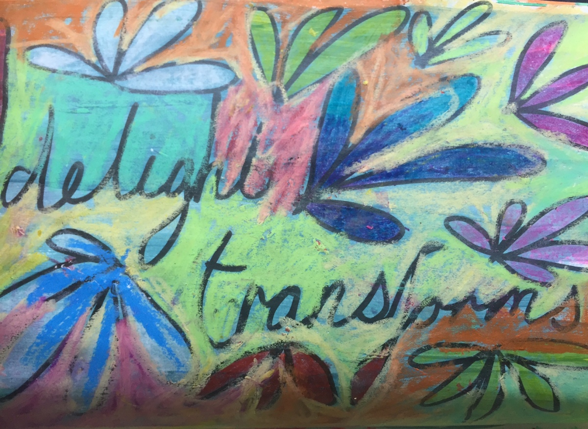 Art journaling: how can ithelp?