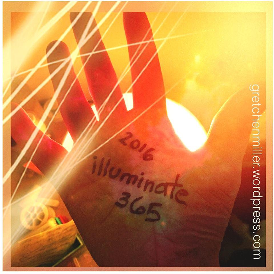 Daily creativity: Gretchen talks about Illuminate365
