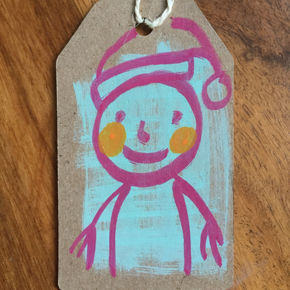 Making things: gifttags