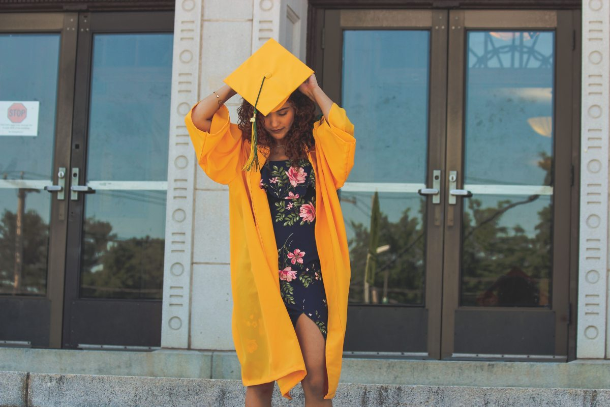 Why graduating is the start not theend